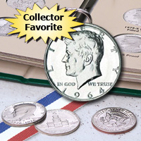 Littleton's Kennedy Half Dollar Club