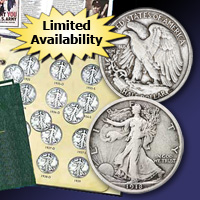 Littleton's Liberty Walking Half Dollar Club