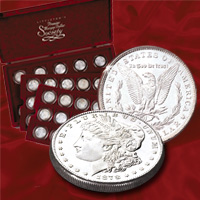 Littleton's Premier Morgan Dollar Society
