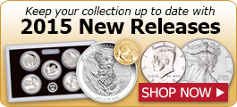 2015 New Releases - keep your collection up to date! Shop Now