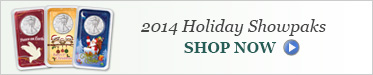 2014 Holiday Showpaks - Shop Now