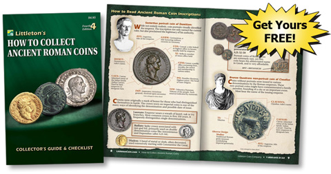 [photo: How to Collect Ancient Roman Coins booklet]