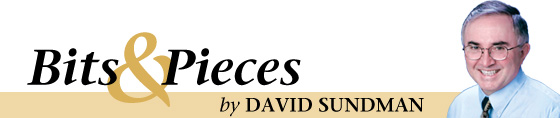 Bits & Pieces... by David Sundman