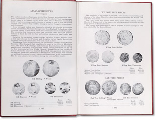 Early 1960s Red Book listing of NE Shilling