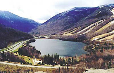 [photo: Franconia Notch]