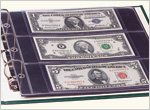 [photo: Small Size U.S. & World Bank Note Portfolio]