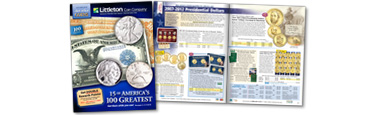 Littleton's Hard to Find Coins catalog