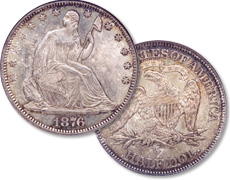 [photo: Liberty Seated half dollar]