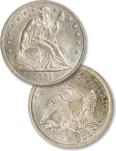 Early and Classic U S  Dollars - Littleton Coin Company