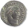 "CONSTANTINE I ""THE GREAT"" (Flavius Valerius Constantinus)"