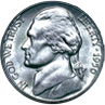 [photo: Classic Jefferson Nickel]