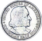 1892 Columbian Commemorative Half Dollar