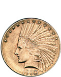 [photo: Indian Head $10 Gold (Eagle)]