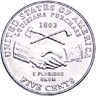 Peace Medal Nickel