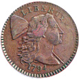 [photo: Liberty Cap Large Cent]