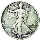 Liberty Walking Half Dollar