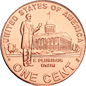 [photo: Lincoln Cent, Professional Life Reverse]