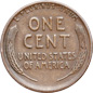 [photo: Lincoln Cent, Wheat Ears Reverse]