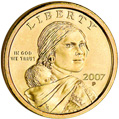 [photo: Sacagawea Dollar]
