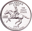 [photo: Deleware Statehood Quarter]