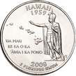[photo: Hawaii Statehood Quarter]
