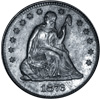 [photo: Twenty-Cent Piece (obverse)]