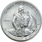 [photo: 1982 George Washington Commemorative Half Dollar]