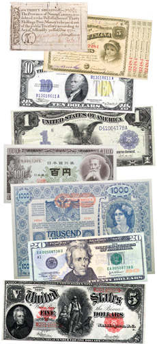 [photo: United States Paper Money]
