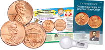 Lincoln Cent Starter Set