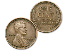 Lincoln Head Cents Key Dates - Littleton Coin Company