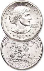 [photo: The Susan B. Anthony dollar]