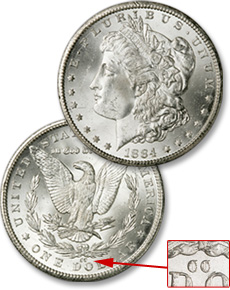 Morgan Silver Dollar Checklist Littleton Coin Company