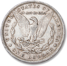 The Morgan Dollar Design Littleton Coin Company