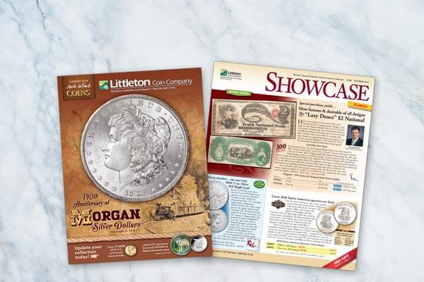 Littleton Coin Catalogs