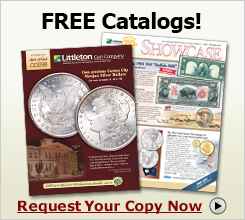 Free Coin Catalogs from Littleton - Request Your Copy Now!