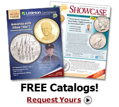Free Coin Catalogs from Littleton