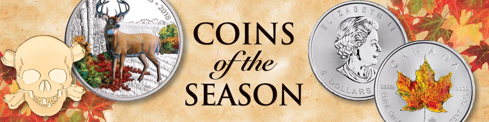 Coins of the Season