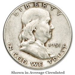 1951 San Francisco Mint