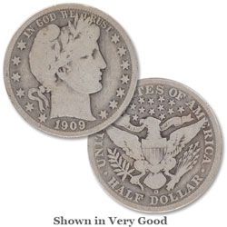 1909 New Orleans Mint