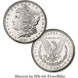 1881 San Francisco Mint