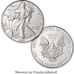 2001 Uncirculated
