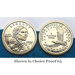2000 San Francisco Mint