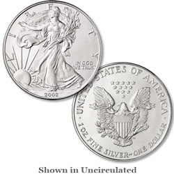 2002 Uncirculated