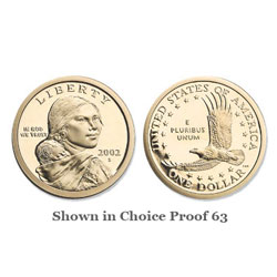 2002 San Francisco Mint