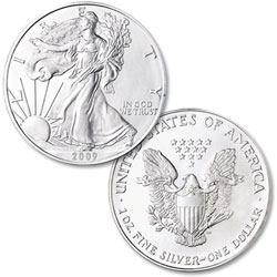 2009 Uncirculated Eagle