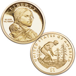 2009-S Native American Dollar