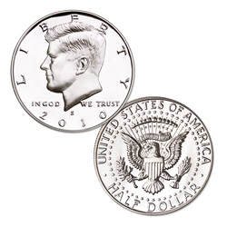 2010 San Francisco Mint, 90% Silver