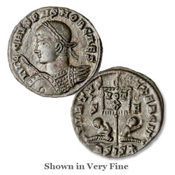 Crispus Reduced Follis