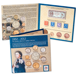 Queen Elizabeth II Diamond Jubilee Collection