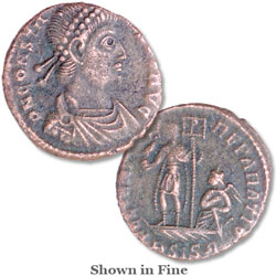 Constans Reduced Follis
